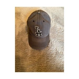 LA dodgers fitted hat